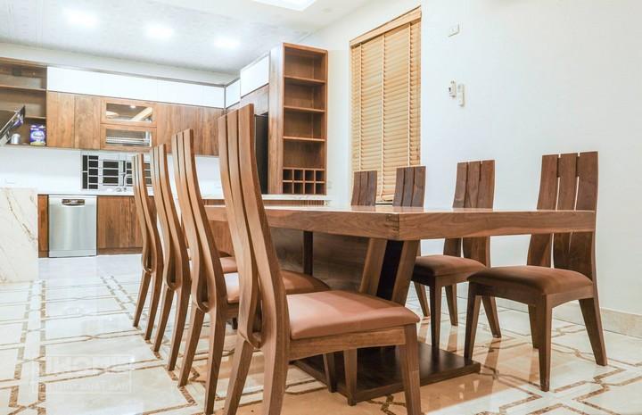 Báo giá nội thất gỗ