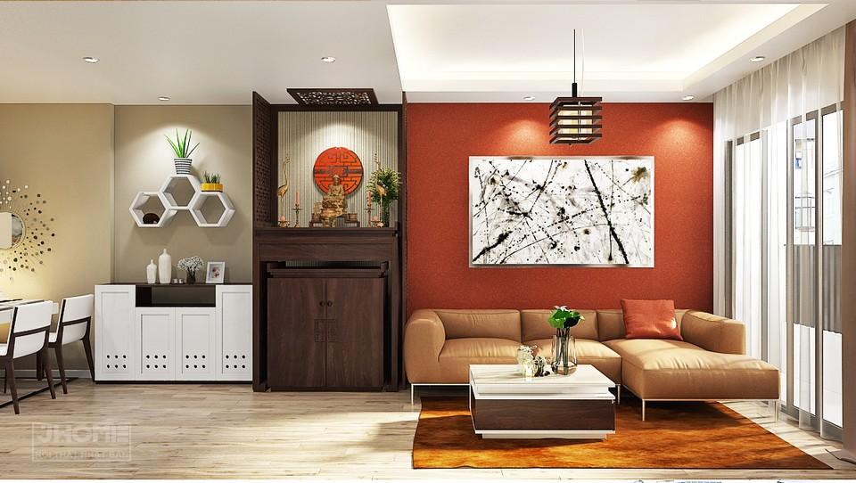 vẻ đẹp hiện đại của nội thất tối giản Nhật Bản