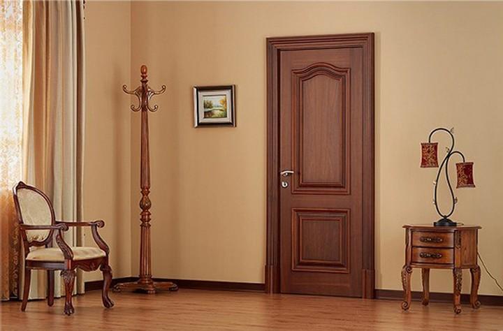 Cách chọn cửa gỗ đúng phong thủy