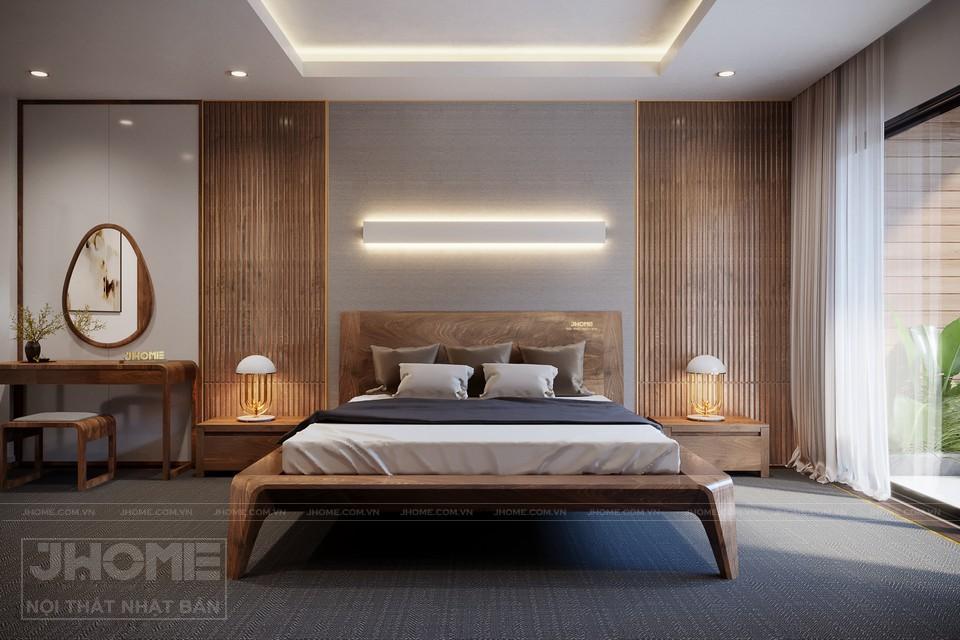 gỗ óc chó trong thẩm mỹ thiết kế