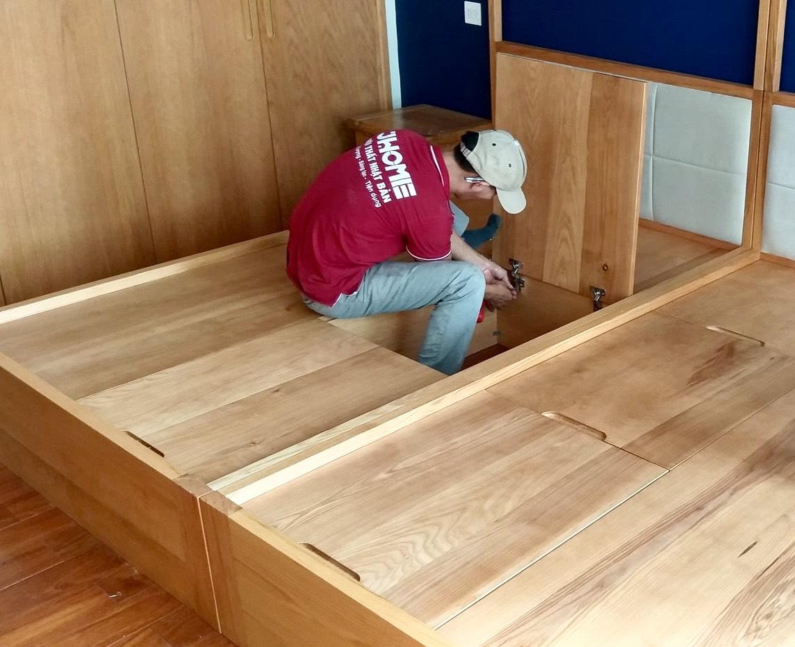 thi công nội thất gỗ óc chó thi công nội thất trọn gói thi công thiết kế nội thất